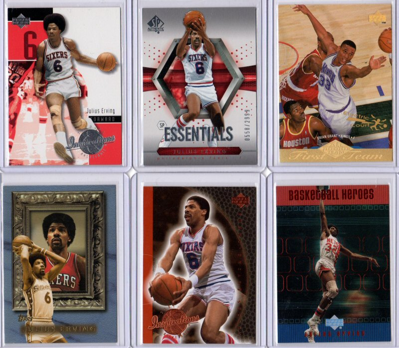 Lot 3 Cartes cards NBA Upper Deck UD 1992//93 Scoring Threats Hardaway Drexler