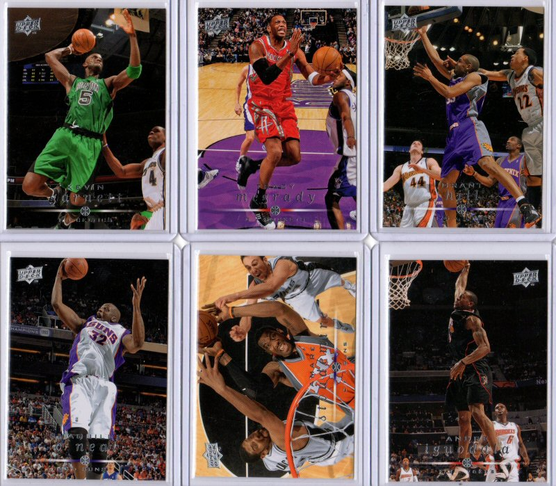 Basketball Trading Cards � Afficher le sujet - [FS] Vente: Tous ...