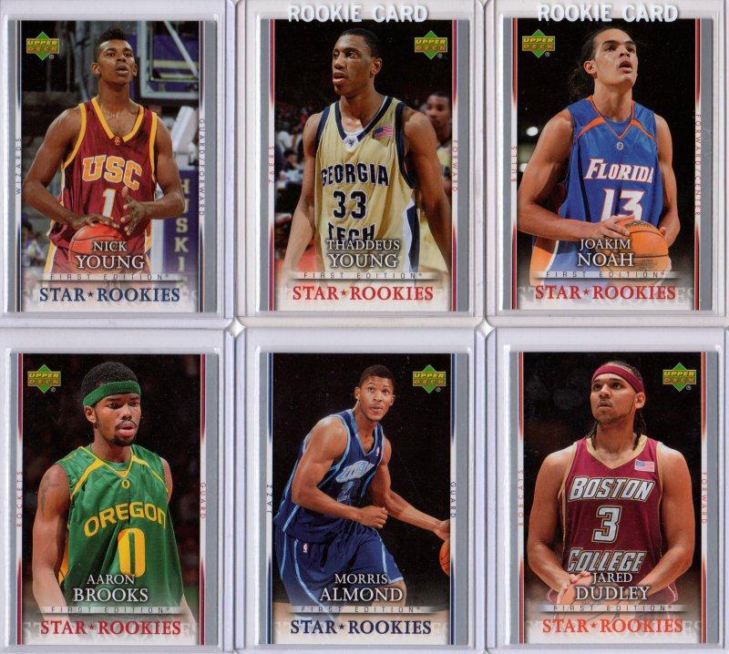 Carte card NBA NCAA Upper Deck 2011 N°73 Vince CARTER North Carolina Tar Heels
